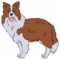 bordercollie125 Border Collie (small or large design)