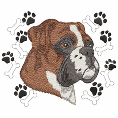 boxer015 Boxer (small or large design)