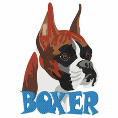 boxer029 Boxer (small or large design)