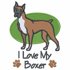 boxer042 Boxer (small or large design)