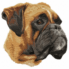 boxer048 Boxer (small or large design)