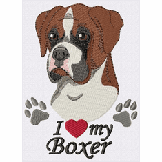 boxer055 Boxer (small or large design)