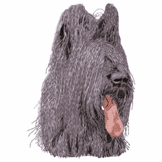 briard008 Briard (small or large design)