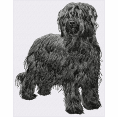 briard009 Briard (small or large design)