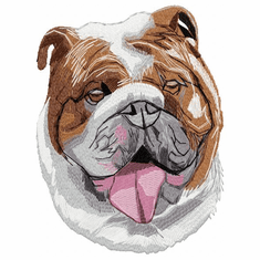 bulldog013 Bulldog (small or large design)