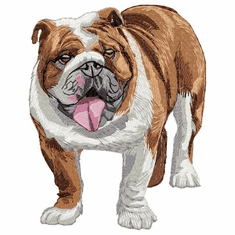 bulldog015 Bulldog (small or large design)