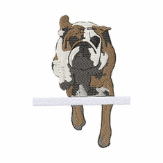 bulldog026 Bulldog (small or large design)
