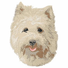 cairn003 Cairn Terrier (small or large design)