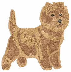 cairn005 Cairn Terrier (small or large design)