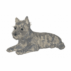 cairn007 Cairn Terrier (small or large design)