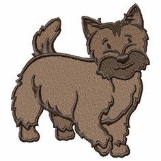 cairn011 Cairn Terrier (small or large design)