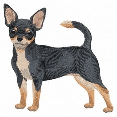 chihuahua020 Chihuahua (small or large design)
