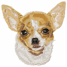 chihuahua032 Chihuahua (small or large design)