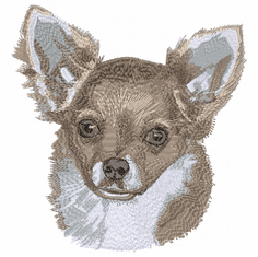 chihuahua034 Chihuahua (small or large design)