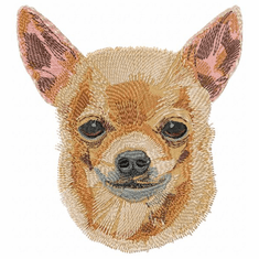 chihuahua035 Chihuahua (small or large design)