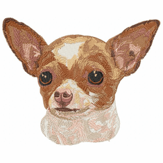 chihuahua041 Chihuahua (small or large design)