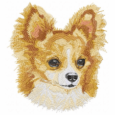 chihuahua043 Chihuahua (small or large design)
