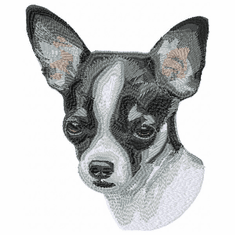 chihuahua044 Chihuahua (small or large design)