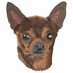 chihuahua047 Chihuahua (small or large design)
