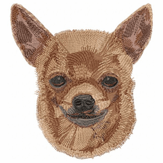 chihuahua048 Chihuahua (small or large design)