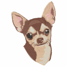 chihuahua056 Chihuahua (small or large design)