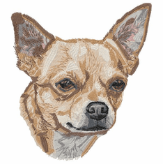 chihuahua081 Chihuahua (small or large design)