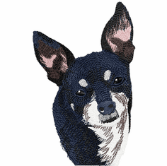 chihuahua086 Chihuahua (small or large design)