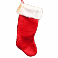 Christmas Stocking with small design