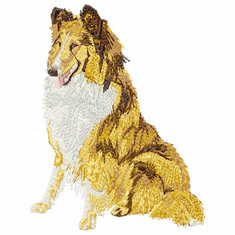 collie003 Collie (small or large design)