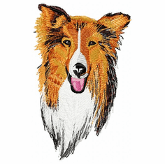 collie005 Collie (small or large design)