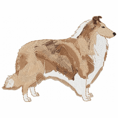 collie019 Collie (small or large design)