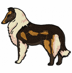 collie024 Collie (small or large design)