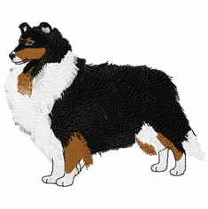 collie029 Collie (small or large design)