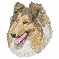 collie030 Collie (small or large design)