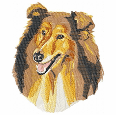 collie031 Collie (small or large design)