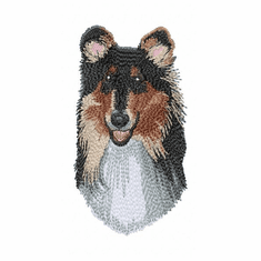 collie037 Collie (small or large design)
