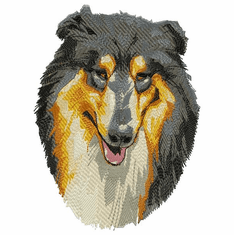 collie041 Collie (small or large design)