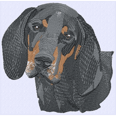 coonhound002 Coonhound  (small or large design)