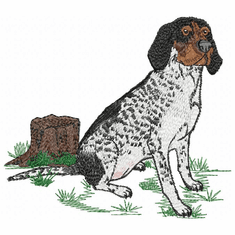 coonhound011 Coonhound  (small or large design)