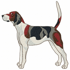 coonhound012 Coonhound  (small or large design)