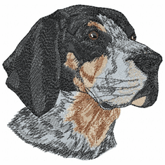 coonhound014 Coonhound  (small or large design)