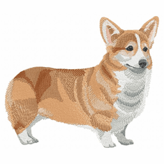 corgi001 Welsh Corgi (small or large design)