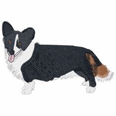 corgi002 Welsh Corgi (small or large design)