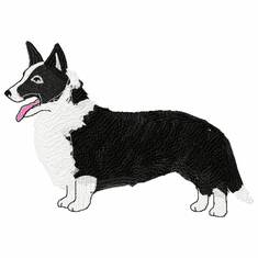 corgi004 Welsh Corgi (small or large design)