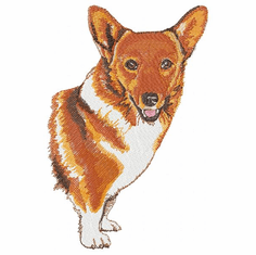 corgi006 Welsh Corgi (small or large design)
