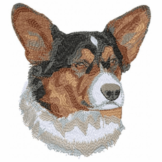 corgi008 Welsh Corgi (small or large design)