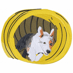 corgi009 Welsh Corgi (small or large design)