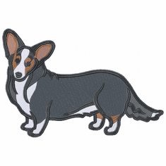 corgi034 Welsh Corgi (small or large design)