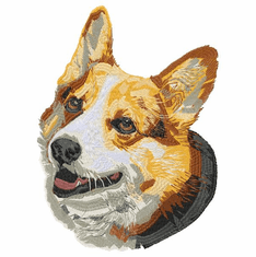 corgi038 Welsh Corgi (small or large design)