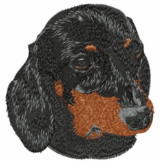 dachs004 Dachshund (small or large design)